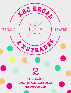 Xec regal SAT 2 persones Cheque Regalo SAT